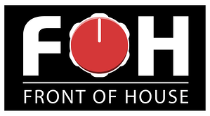 foh-front-of-house-magazine-vector-logo